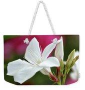 Oleander Casablanca 2 Weekender Tote Bag