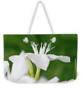 Oleander Ed Barr 1 Weekender Tote Bag