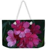 Oleanders In Pink Weekender Tote Bag