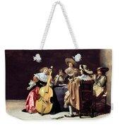 Olis: A Musical Party Weekender Tote Bag