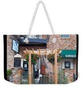 Olive Affairs Restaurant Weekender Tote Bag