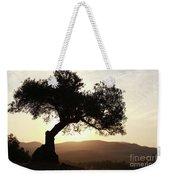 Olive At Sunset Weekender Tote Bag
