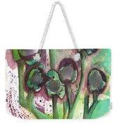Olive Branches Weekender Tote Bag