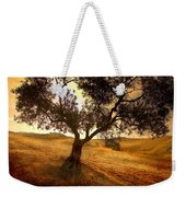 Olive Tree Dawn Weekender Tote Bag