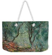 Olive Trees In The Moreno Garden Weekender Tote Bag