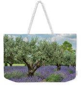 Olive Trees Of Provence Weekender Tote Bag