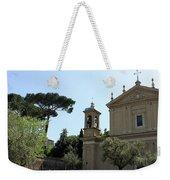 Olive Wood Trees Weekender Tote Bag
