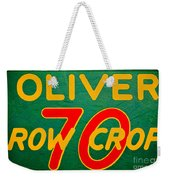 Oliver 70 Row Crop Weekender Tote Bag