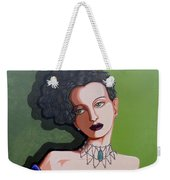 Olivia Weekender Tote Bag by Tara Hutton