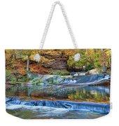 Olmsted Waterfalls Weekender Tote Bag