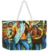 Olympia Brass Band Weekender Tote Bag