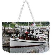 Olympia's Percival Landing Weekender Tote Bag
