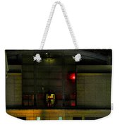 Olympic Club At Night Weekender Tote Bag