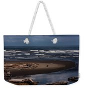 Olympic Peninsula Beach Weekender Tote Bag