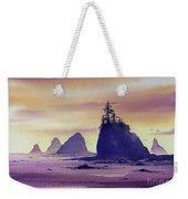 Olympic Seashore Weekender Tote Bag