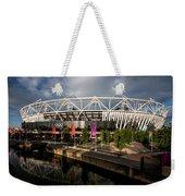 Olympic Stadium Weekender Tote Bag