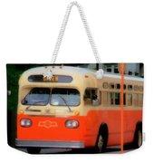 Omaha Retro Weekender Tote Bag