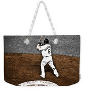 Omar Quintanilla Pro Baseball Player Weekender Tote Bag