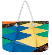 Umbrella  Heaven  Weekender Tote Bag