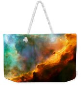 Omega Swan Nebula 3 Weekender Tote Bag
