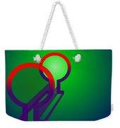 Omega Xfers Weekender Tote Bag