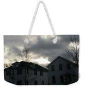 Ominous Clouds Weekender Tote Bag