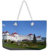 Omni Mount Washington Resort Weekender Tote Bag