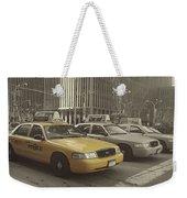 On 5th Avenue Weekender Tote Bag