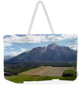 On A Butteiful Day Weekender Tote Bag