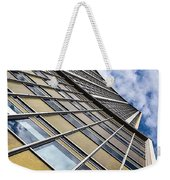 On A Curve  Weekender Tote Bag
