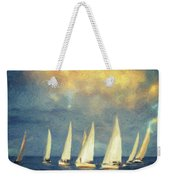 On A Day Like Today  Weekender Tote Bag