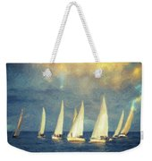 On A Day Like Today  Weekender Tote Bag by Taylan Apukovska