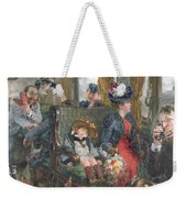 On A Journey To Beautiful Countryside Weekender Tote Bag