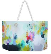 On A Road Less Travelled Weekender Tote Bag