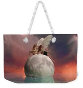 On A Wing And A Prayer Weekender Tote Bag
