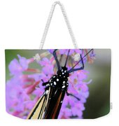 On An Angle Weekender Tote Bag