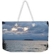 On An Island Weekender Tote Bag