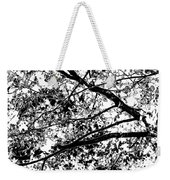 On And Limb And A Prayer Weekender Tote Bag