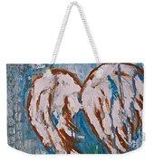 On Angel Wings Weekender Tote Bag