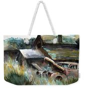 On Borrowed Time Weekender Tote Bag