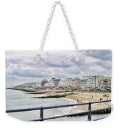 On Brighton's Palace Pier Weekender Tote Bag