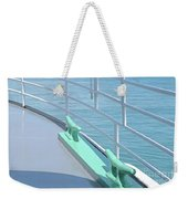 On Deck Weekender Tote Bag
