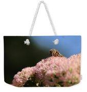 On Flower Mountain Weekender Tote Bag