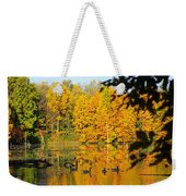 On Golden Pond 2 Weekender Tote Bag