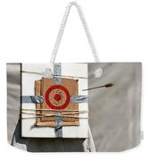 On Target Weekender Tote Bag