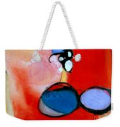 On The Ball Weekender Tote Bag