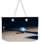 On The Beach Weekender Tote Bag by Dave Bowman