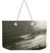On The Beach Weekender Tote Bag