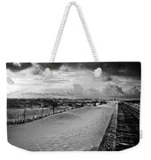 On The Boardwalk Weekender Tote Bag