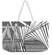 On The Brink Weekender Tote Bag